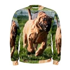 Bloodhound Running Men s Sweatshirt
