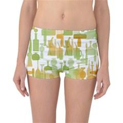 Angerine Blenko Glass Reversible Bikini Bottoms