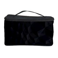 Pattern Dark Texture Background Cosmetic Storage Case