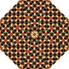 Kaleidoscope Image Background Folding Umbrellas