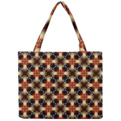 Kaleidoscope Image Background Mini Tote Bag