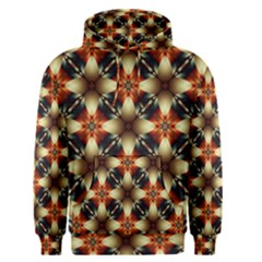 Kaleidoscope Image Background Men s Pullover Hoodie