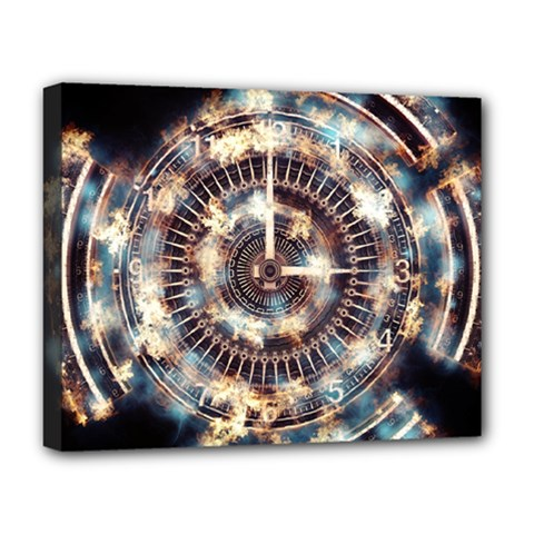 Science Fiction Background Fantasy Deluxe Canvas 20  x 16