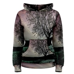 Sky Landscape Nature Clouds Women s Pullover Hoodie