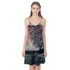 Sky Landscape Nature Clouds Camis Nightgown