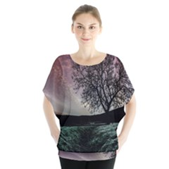 Sky Landscape Nature Clouds Blouse