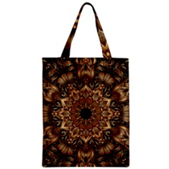 3d Fractal Art Zipper Classic Tote Bag