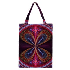 3d Abstract Ring Classic Tote Bag