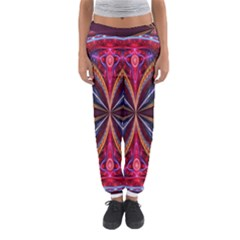 3d Abstract Ring Women s Jogger Sweatpants