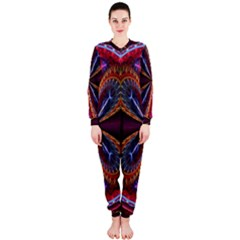 3d Abstract Ring OnePiece Jumpsuit (Ladies)