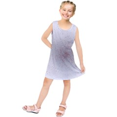 Physical Chemistry Circle Red Grey Kids  Tunic Dress