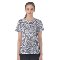 These Flowers Need Colour! Women s Cotton Tee