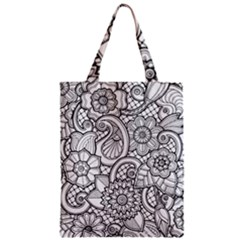 These Flowers Need Colour! Classic Tote Bag