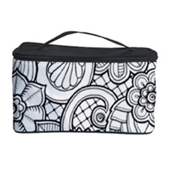 These Flowers Need Colour! Cosmetic Storage Case