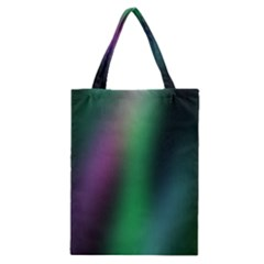 Course Gradient Color Pattern Classic Tote Bag