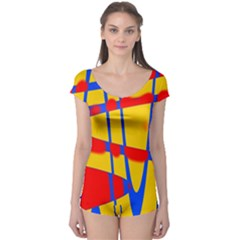 Graphic Design Graphic Design Boyleg Leotard