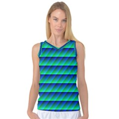Background Texture Structure Color Women s Basketball Tank Top
