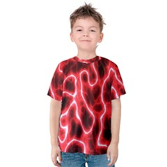 Pattern Background Abstract Kids  Cotton Tee