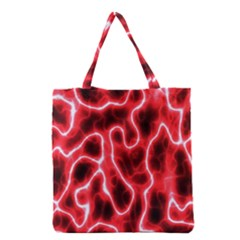 Pattern Background Abstract Grocery Tote Bag