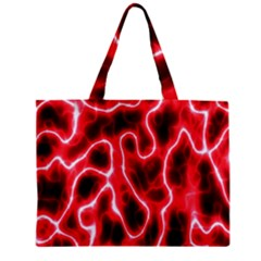 Pattern Background Abstract Zipper Mini Tote Bag
