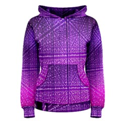 Pattern Light Color Structure Women s Pullover Hoodie