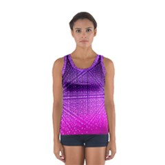 Pattern Light Color Structure Women s Sport Tank Top