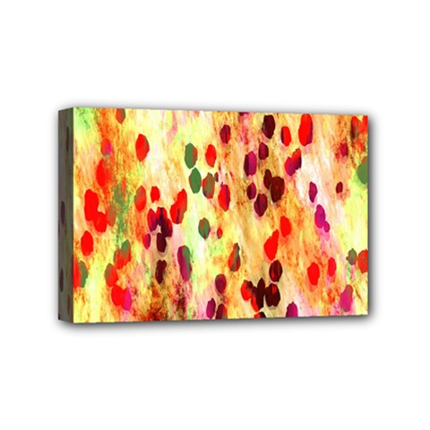 Background Color Pattern Abstract Mini Canvas 6  X 4