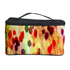 Background Color Pattern Abstract Cosmetic Storage Case