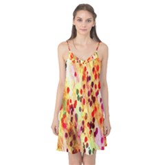 Background Color Pattern Abstract Camis Nightgown