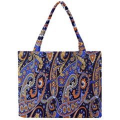Pattern Color Design Texture Mini Tote Bag
