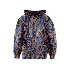 Pattern Color Design Texture Kids  Pullover Hoodie