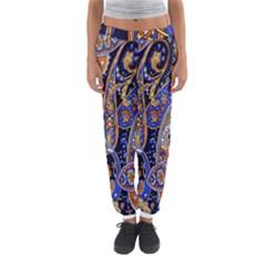 Pattern Color Design Texture Women s Jogger Sweatpants