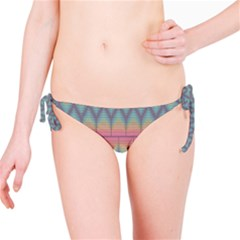 Pattern Background Texture Colorful Bikini Bottom