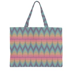 Pattern Background Texture Colorful Large Tote Bag