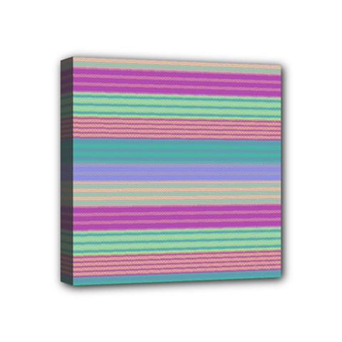 Backgrounds Pattern Lines Wall Mini Canvas 4  X 4
