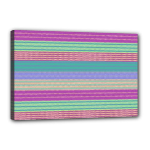 Backgrounds Pattern Lines Wall Canvas 18  x 12