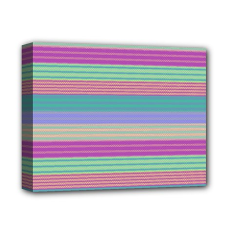 Backgrounds Pattern Lines Wall Deluxe Canvas 14  x 11