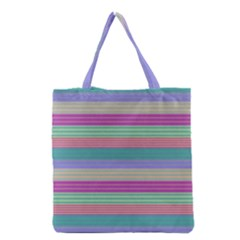 Backgrounds Pattern Lines Wall Grocery Tote Bag