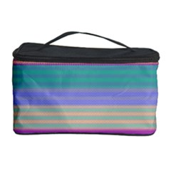 Backgrounds Pattern Lines Wall Cosmetic Storage Case