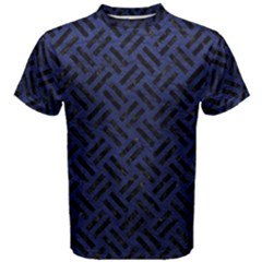 WOV2 BK-MRBL BL-LTHR (R) Men s Cotton Tee