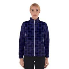 WOV1 BK-MRBL BL-LTHR (R) Winterwear