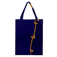Greeting Card Invitation Blue Classic Tote Bag
