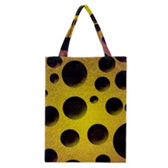 Background Design Random Balls Classic Tote Bag