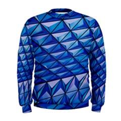 Lines Geometry Architecture Texture Men s Sweatshirt