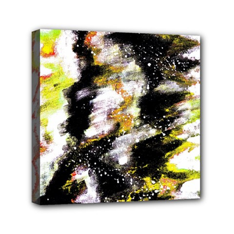 Canvas Acrylic Digital Design Mini Canvas 6  X 6