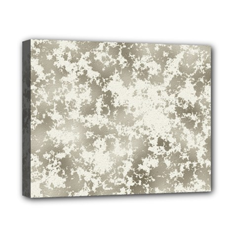 Wall Rock Pattern Structure Dirty Canvas 10  x 8