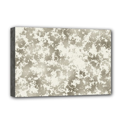 Wall Rock Pattern Structure Dirty Deluxe Canvas 18  x 12