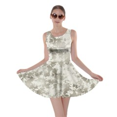 Wall Rock Pattern Structure Dirty Skater Dress
