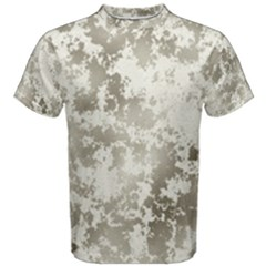 Wall Rock Pattern Structure Dirty Men s Cotton Tee