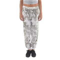 Wall Rock Pattern Structure Dirty Women s Jogger Sweatpants